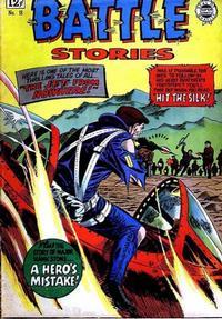 Cover Thumbnail for Battle Stories (I. W. Publishing; Super Comics, 1963 series) #18