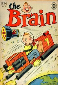 Cover Thumbnail for The Brain (I. W. Publishing; Super Comics, 1958 series) #18