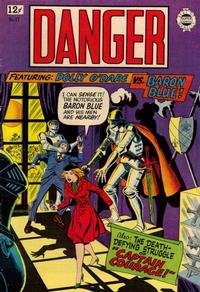 Cover Thumbnail for Danger (I. W. Publishing; Super Comics, 1963 series) #17