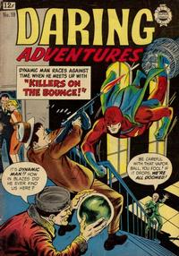 Cover Thumbnail for Daring Adventures (I. W. Publishing; Super Comics, 1963 series) #10