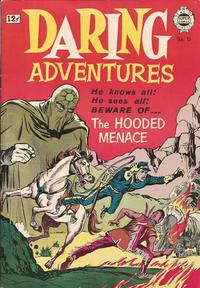 Cover Thumbnail for Daring Adventures (I. W. Publishing; Super Comics, 1963 series) #15