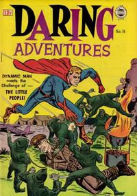 Cover Thumbnail for Daring Adventures (I. W. Publishing; Super Comics, 1963 series) #16