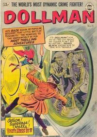 Cover Thumbnail for Doll Man (I. W. Publishing; Super Comics, 1963 series) #11