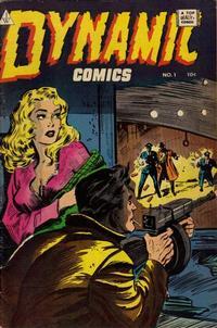 Cover Thumbnail for Dynamic Comics (I. W. Publishing; Super Comics, 1958 series) #1