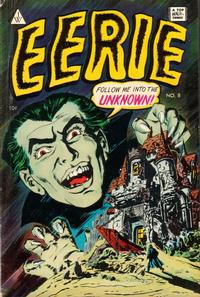 Cover Thumbnail for Eerie (I. W. Publishing; Super Comics, 1958 series) #8