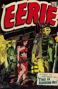 Cover Thumbnail for Eerie (I. W. Publishing; Super Comics, 1958 series) #9