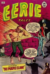 Cover Thumbnail for Eerie Tales (I. W. Publishing; Super Comics, 1963 series) #11