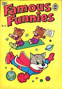 Cover Thumbnail for Famous Funnies (I. W. Publishing; Super Comics, 1963 series) #15