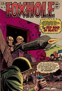 Cover for Foxhole (I. W. Publishing; Super Comics, 1963 series) #15
