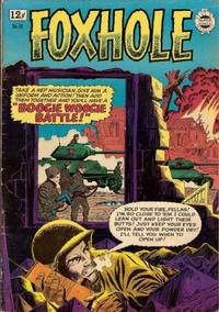 Cover for Foxhole (I. W. Publishing; Super Comics, 1963 series) #16