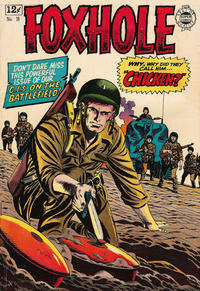 Cover Thumbnail for Foxhole (I. W. Publishing; Super Comics, 1963 series) #18