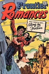 Cover Thumbnail for Frontier Romances (I. W. Publishing; Super Comics, 1958 series) #9