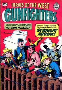 Cover Thumbnail for Gunfighters (I. W. Publishing; Super Comics, 1958 series) #15
