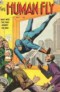 Cover Thumbnail for Human Fly (I. W. Publishing; Super Comics, 1958 series) #1