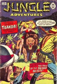 Cover Thumbnail for Jungle Adventures (I. W. Publishing; Super Comics, 1963 series) #18