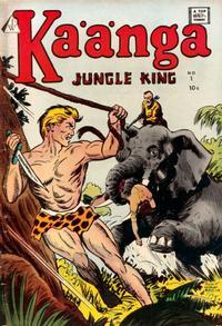 Cover Thumbnail for Ka'a'nga (I. W. Publishing; Super Comics, 1958 series) #1