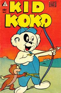 Cover Thumbnail for Kid Koko (I. W. Publishing; Super Comics, 1958 series) #2