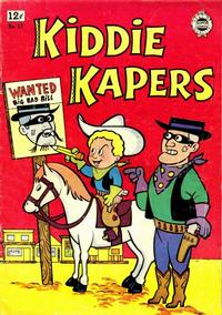 Cover Thumbnail for Kiddie Kapers (I. W. Publishing; Super Comics, 1963 series) #17