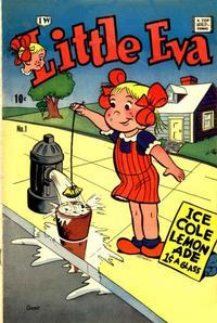Cover Thumbnail for Little Eva (I. W. Publishing; Super Comics, 1958 series) #1