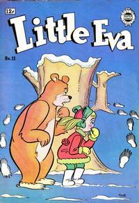 Cover Thumbnail for Little Eva (I. W. Publishing; Super Comics, 1958 series) #12