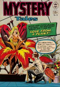 Cover Thumbnail for Mystery Tales (I. W. Publishing; Super Comics, 1964 series) #16