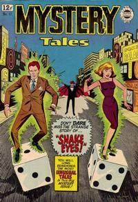 Cover Thumbnail for Mystery Tales (I. W. Publishing; Super Comics, 1964 series) #17
