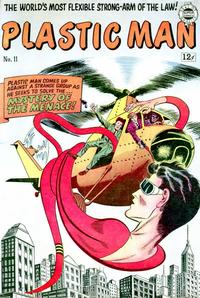 Cover Thumbnail for Plastic Man (I. W. Publishing; Super Comics, 1963 series) #11
