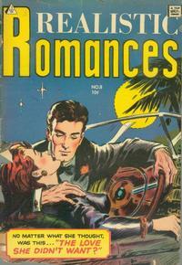 Cover Thumbnail for Realistic Romances (I. W. Publishing; Super Comics, 1958 series) #8