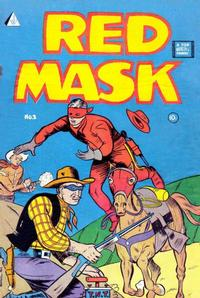 Cover Thumbnail for Red Mask (I. W. Publishing; Super Comics, 1958 series) #2