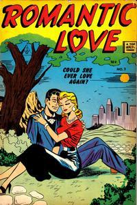 Cover Thumbnail for Romantic Love (I. W. Publishing; Super Comics, 1958 series) #2