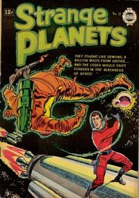 Cover Thumbnail for Strange Planets (I. W. Publishing; Super Comics, 1958 series) #12