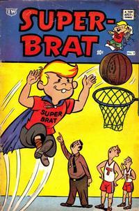Cover Thumbnail for Super Brat (I. W. Publishing; Super Comics, 1958 series) #7