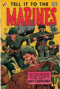 Cover Thumbnail for Tell It to the Marines (I. W. Publishing; Super Comics, 1958 series) #9