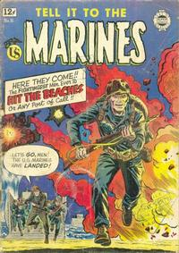 Cover Thumbnail for Tell It to the Marines (I. W. Publishing; Super Comics, 1958 series) #16
