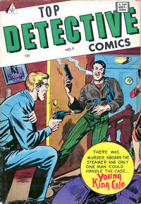 Cover Thumbnail for Top Detective Comics (I. W. Publishing; Super Comics, 1958 series) #9