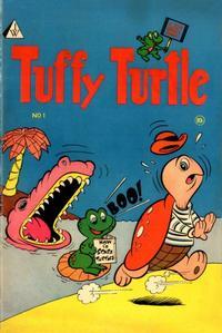 Cover Thumbnail for Tuffy Turtle (I. W. Publishing; Super Comics, 1958 series) #1