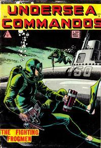 Cover Thumbnail for Undersea Commandos (I. W. Publishing; Super Comics, 1958 series) #2