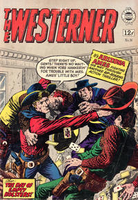 Cover Thumbnail for Westerner (I. W. Publishing; Super Comics, 1964 series) #16
