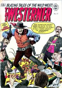 Cover Thumbnail for Westerner (I. W. Publishing; Super Comics, 1964 series) #17