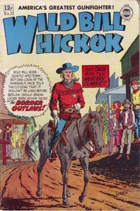 Cover Thumbnail for Wild Bill Hickok (I. W. Publishing; Super Comics, 1958 series) #12