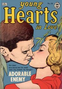 Cover for Young Hearts in Love (I. W. Publishing; Super Comics, 1963 series) #18