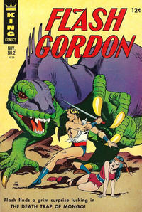 Cover Thumbnail for Flash Gordon (King Features, 1966 series) #2