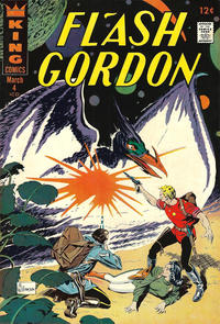 Cover Thumbnail for Flash Gordon (King Features, 1966 series) #4