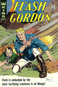 Cover Thumbnail for Flash Gordon (King Features, 1966 series) #5