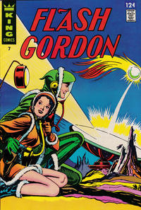 Cover Thumbnail for Flash Gordon (King Features, 1966 series) #7