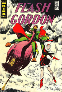 Cover Thumbnail for Flash Gordon (King Features, 1966 series) #8