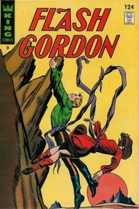 Cover Thumbnail for Flash Gordon (King Features, 1966 series) #9 [United States Cover]