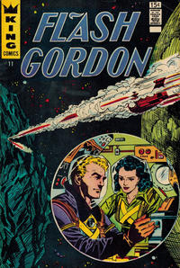 Cover Thumbnail for Flash Gordon (King Features, 1966 series) #11