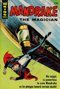Cover Thumbnail for Mandrake the Magician (King Features, 1966 series) #2