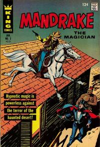 Cover Thumbnail for Mandrake the Magician (King Features, 1966 series) #3